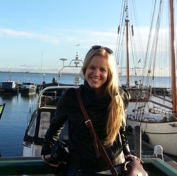 Erica in Holland